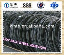 Tangshan Jiujiang 5.5mm Mild Steel Wire Rod coils for sale!