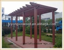 wood plastic composite furniture