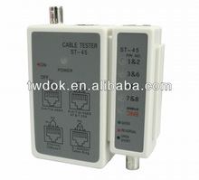 high speed rj45 network cable tester network tools and equipment connected wires definition optical fiber in China factory