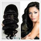 Natural looking 100% human long hair peruvian hair full lace wig