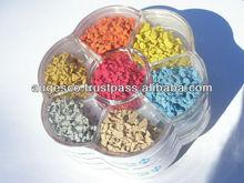 EPDM Granules and SBR granules/EPDM crumb rubber