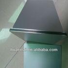 100% percent high quality 4mm PVDF Coating decorative alucobond aluminum composite boards silver coated plastic plates
