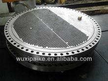 DIN /ASTM Heavy Forging 16Mn, 20MnMoNb Alloy Steel Tube Sheet Plate, Disc Forgings