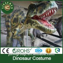 Lisaurus-L0013 VK Handmade vivid dinosaur costume made in china