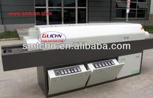 Rifusione forno di saldatura/pc di controllo rifusione forno macchina di saldatura/a convezione led AR600 smt