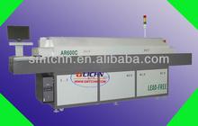 Rifusione forno di saldatura/smt ar600c/calore zone dodici/controllo pc rifusione forno macchina di saldatura