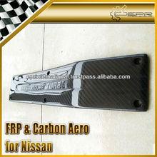 For Nissan 240SX S14 S14A S14K S15 SR20DET OEM Carbon Fiber Plug Cover