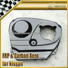For Nissan Skyline R32 R33 GTS RB25DET Carbon Fiber Cam Pulley Cover