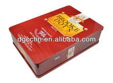 Red gift cake tins wholesale uk,aluminium cake tin container