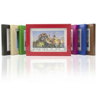 Small Picture Photo Frames/ Colored Wood Picture Frames/ Paper Resin Photo Frames