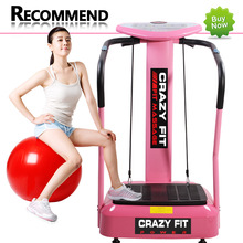 Hot selling Fitness Products Crazy Fit Massage 1000W