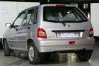 SAIPA111 Hatchback