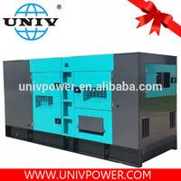 Best Rental use 125kva Silent Deutz diesel generator