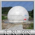 De gas de gas del tanque de almacenamiento--- iso9001 y ifai de fábrica