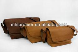 Professional Genuine Leather Messenger Bag