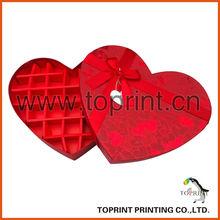 heart shape chocolate boxes wholesale