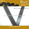 6PK1980 Cr/Hnbr/Epdm car spare parts transmission belts/auto poly ribbed v belt for Alfa Romeo, Ford, Mercedes Benz, Saab, Jeep
