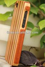 Zebra for wooden iphone case