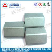 hard alloy/hard metal shield cutter for tunnel boring machine
