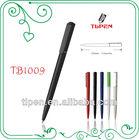 Cheapest plastic ball pen TB1009