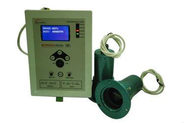 Smoke & Dust density meter