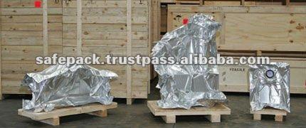 Aluminum & Met-Polyester Laminates for Tea Industry