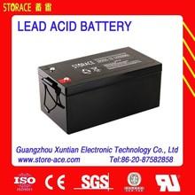 high capacity storage battery 12v 250ah battery