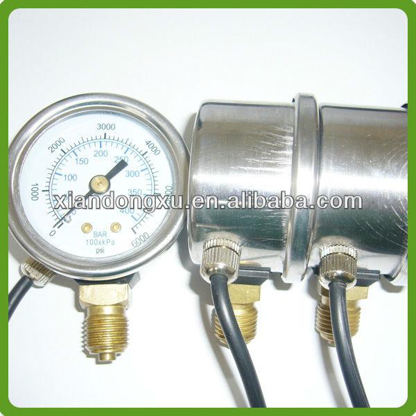 Optical Pressure Gauge