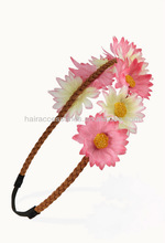 Hair Accessory Meadow Flower Crown headband