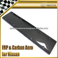 For Nissan S13 180SX 200SX CA18 Carbon Fiber Engine Plug Cover