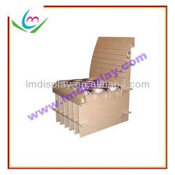 Hot sale fashion design environmental cardboard furniture