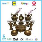 2014 Delicate 8 classical pedestal flower cone vase home decor set