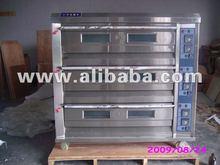 Deck oven /baking oven /bakery equipment