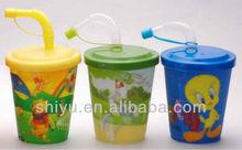 BPA Free colorful 12OZ Plastic stadium cup