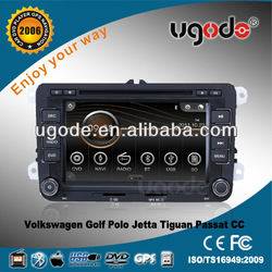 ugode Volkswagen Cupra DVD Player GPS Navigation AD-6025