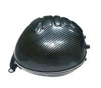 customized eva case design for helmet /hard helmet bags for motorcycles