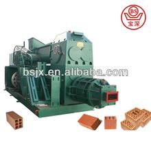 Free freight ! Full automatic clay brick making machine / red clay brick making machine / high capacity brick machine