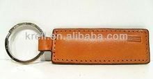 Hartmann Belting Leather Key Chain Fob Ring Keychain
