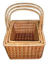 Handmade Storage fern Basket,food/fruit/gift basket