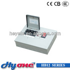 HB12 SINGLE PHASE DISTRIBUTION BOARDS