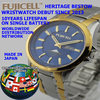 WORLD'S HERITAGE WATCHES ARE AVAILABLE FROM FUJICELL JAPAN