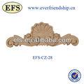 Tallado de madera antiguo adornos decorativos( efs- cz- 28)