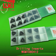 Milling insert carbide inserts for U drill triangular blade carbide blade