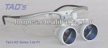 3.0x Galilean flip up Medical Binocular Loupes/magnifiers
