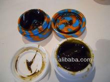 Butane hash oil silicone container