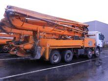 mercedes benz 3236 37 m pompa per calcestruzzo jin giugno