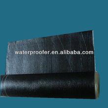 Polyester -20 sbs 4mm PE roofing bitumen waterproofing felt