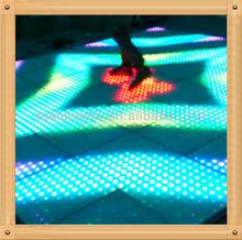 LED dance floor/LED effect dance floor/stage effect lighting