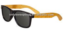 wayfarer sunglasses bamboo temple,wood wayfarer sunglasses,custom logo wayfarer sunglasses