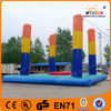 Exciting inflatable jump bungee jumping equipment